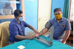 Free Health Check-Up By Sree Metaliks CSR