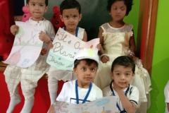 Scool Kids of Draupadi Devi Bal Bhavan