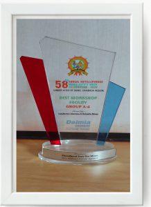 Annual Metalliferous Award
