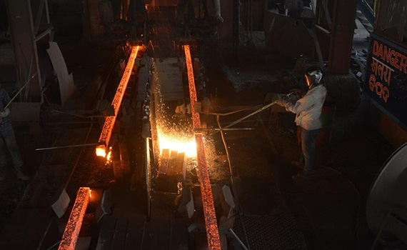 Iron Billets Manufacturing