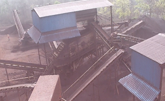 iron ore mining plant