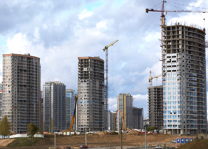 Benefits of SML Titan TMT Bars in High Rise Buildings