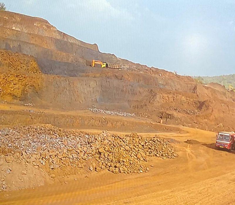 Captive Iron Ore Mining