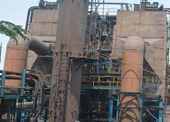Integrated Steel Plant